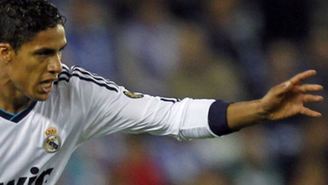El Reial Madrid amplia el contracte de Raphaël Varane fins al 30 de juny del 2020