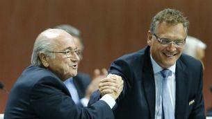 Impliquen el secretari general de la FIFA en la trama de corrupció
