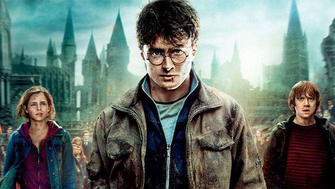 """Cartell promocional de """"Harry Potter i les relíquies de la mort (Part 2)"""""""