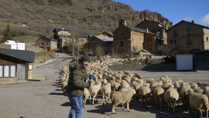"""""""El foraster"""" viatja fins a Llessui i la Vall d'Àssua"""