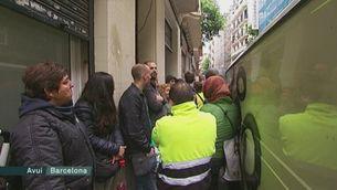 El tinent d'alcalde de Barcelona Jaume Asens demana ajuda per aturar desnonaments