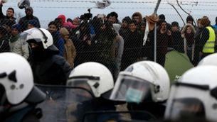 El govern grec té el vistiplau de la Comissió Europea per tirar endavant el desallotjament