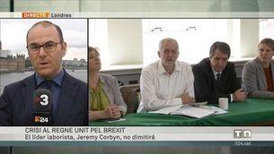Corbyn perd la moció de confiança