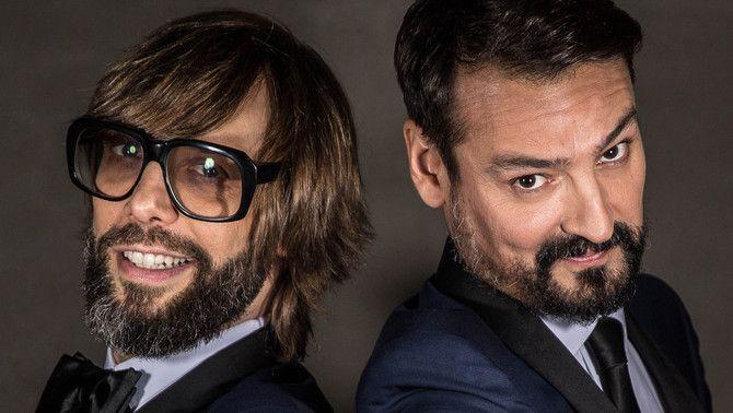 """Òscar Dalmau i Òscar Andreu presenten """"La nit dels Òscars"""""""