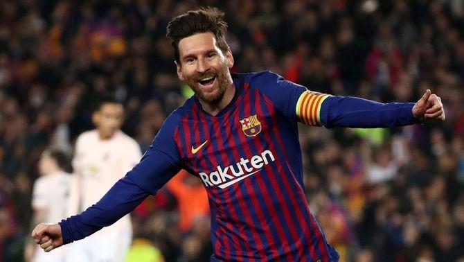 Messi, La Trinca, Núria Picas, Benach, De Gispert i Rigol, Creus de Sant Jordi 2019