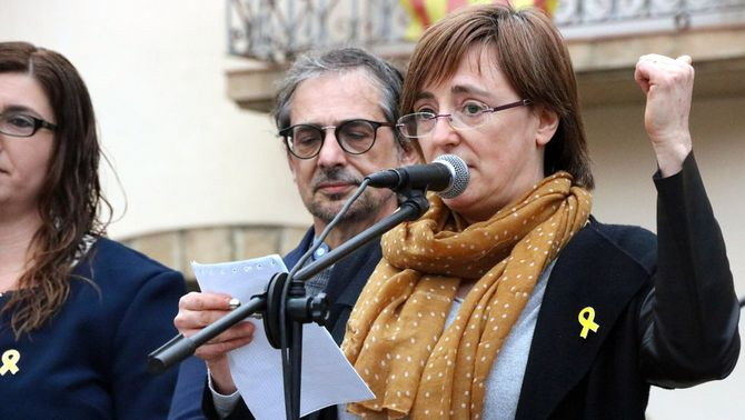 La germana de Puigdemont nega cap relació amb els detinguts de l'operació Judes