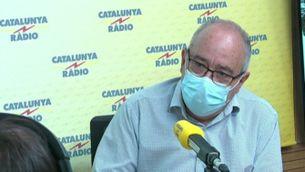 """Bargalló: """"Haurem de començar el curs segurament amb mascareta en alguns territoris"""""""