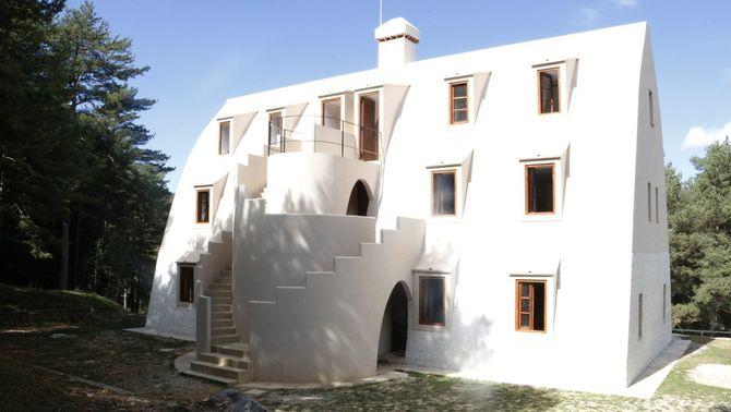 Una obra atribuïda a Gaudí podria convertir-se en un refugi de muntanya al Berguedà