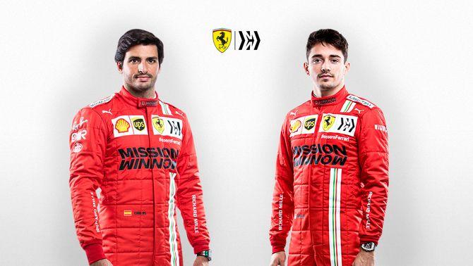Carlos Sainz es dona 5 anys per ser campió amb Ferrari