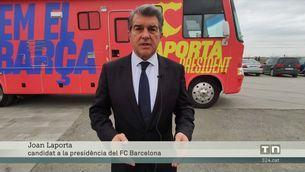 Els tres candidats a la presidència del Barça reaccionen davant la detenció de Josep Mª Bartomeu