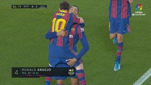 Resum del Barça-Getafe (5-2)
