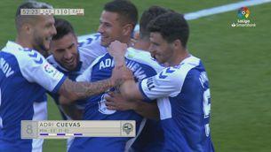 Resum del Sabadell-Rayo (2-0)