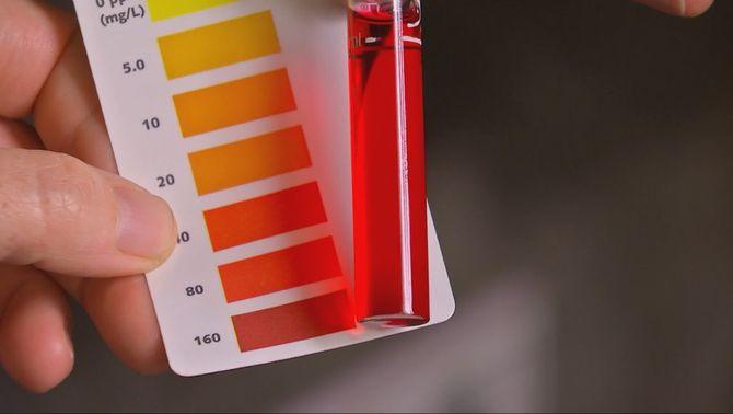 Gairebé la meitat de les fonts d'Osona i el Lluçanès, contaminades pels purins