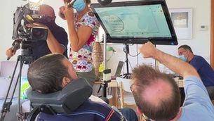 Premi TM Broadcast per a TV3 per la Millor Producció Tècnica Remota en la primera experiència d'esport immersiu amb tecnologia 5G a Catalunya