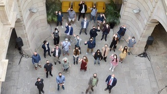 L'ICUB impulsa el projecte Barcelona Creació Sonora amb L'Auditori, el Liceu i el Palau
