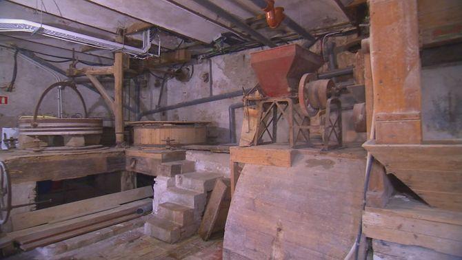 Un molí fariner de l'Escala va servir per il·luminar el primer poble a Catalunya
