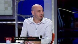 """Preguntes freqüents"": Carmen Cabezas, Laia Estrada i Javier Saviola"