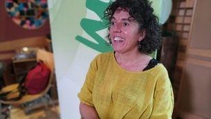 """Adriana Alcaide: """"La màxima expressió de la llibertat humana és cantar"""""""