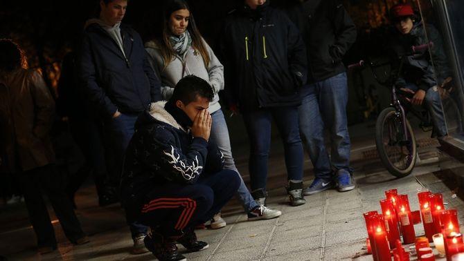 S'eleven a quatre les víctimes de l'allau humana del Madrid Arena en morir la noia ferida greu