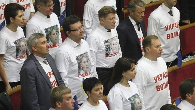 Ucraïna s'allunya de la UE després de negar el trasllat de Timoixenko a Alemanya per rebre tractament mèdic