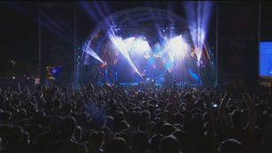 25.000 espectadors entregats en les més de 14 hores de música al Canet Rock