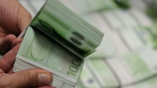 Bitllets de 100 euros