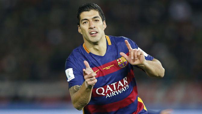 """Luis Suárez: """"Estem en el millor equip del món"""""""