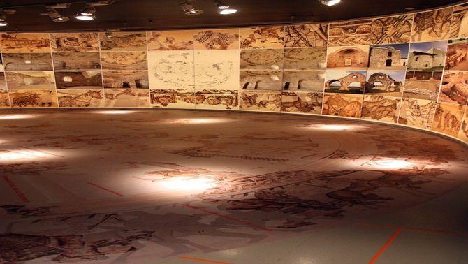 El MNAT proposa redescobrir el monument de Centcelles, a Constantí, en una nova exposició