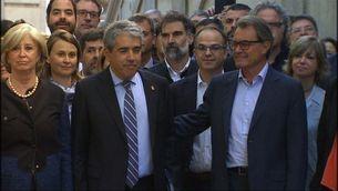 Francesc Homs interpel·la la Fiscalia denunciant Rajoy per desobeir sentències del Constitucional