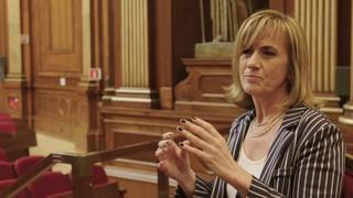 """Imatge de:Gemma Nierga i Miquel Roca a """"Fora de sèrie"""""""