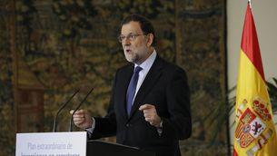 El president del govern espanyol, Mariano Rajoy, sobre la remodelació del govern espanyol