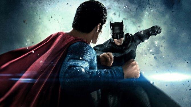 """""""Batman contra Superman: l'alba de la justícia"""""""