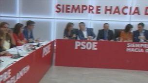 Calvo demanar altura de mires per la investidura de Sánchez i descarta repetició d'eleccions