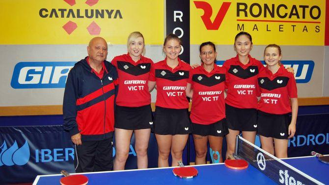 Proclamen campió l'UCAM Cartagena en lloc del Girbau Vic, que era líder