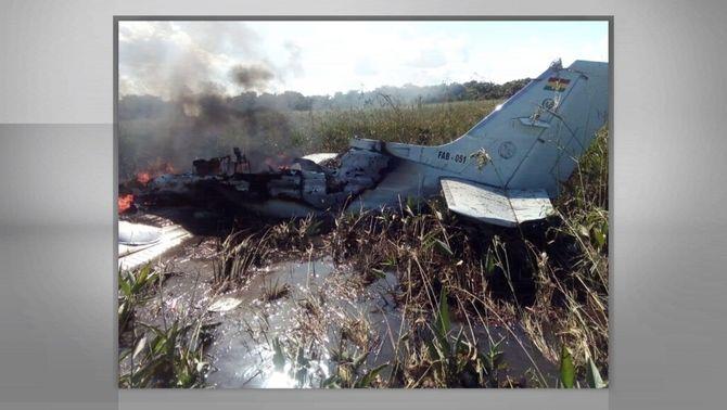 Moren quatre espanyols en un accident d'avioneta a Bolívia quan anaven a ser repatriats