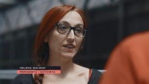 """Helena Maleno: """"Ara, en una crisi econòmica, necessitarem més esclaus"""""""