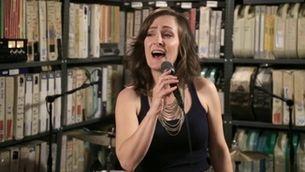 Les veus del jazz: Sarah Gazarek