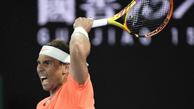 Rafael Nadal, eliminat de l'Obert d'Austràlia a mans de Tsitsipas