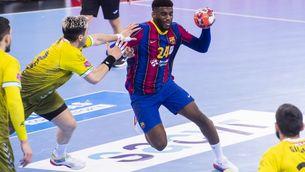 Meixkov Brest-Barça, la Champions d'handbol en directe a Esport3