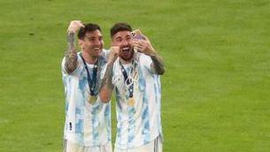 Messi va frenar càntics despectius contra el Brasil