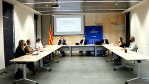 El delegat de l'Alt Pirineu i Aran es compromet a desplegar totes les delegacions del Govern