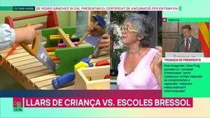 Llars de criança vs. escoles bressol