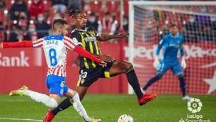 Stuani salva un punt contra el Saragossa (1-1)