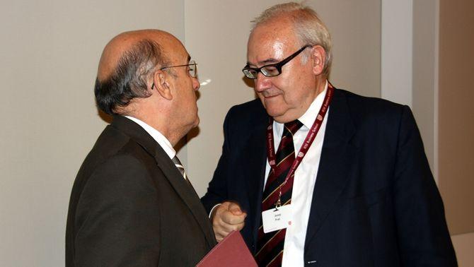 Dimiteix el president de l'ICS, Josep Prat, esquitxat per presumptes irregularitats