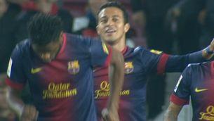 Thiago, traspassat al Bayern