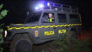 Fracassa el primer intent dels militars per treure aigua a Girona