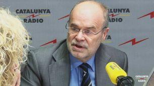 """Antoni Castells (MES): """"La força és en la consulta. No passem de pantalla amb la independència"""""""