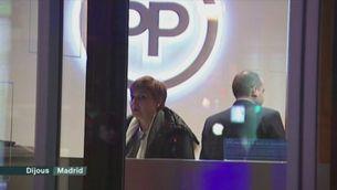Esperanza Aguirre dimiteix com a presidenta del PP de Madrid pel cas Púnica