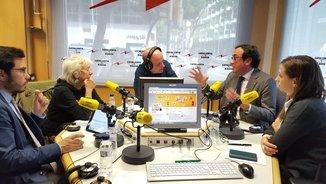 """Josep Rull: """"El dia 21, votaré un nou partit"""""""