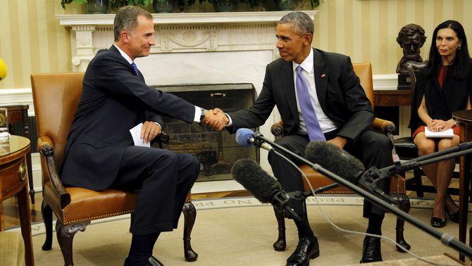 Obama visitarà Espanya entre el 9 i l'11 de juliol